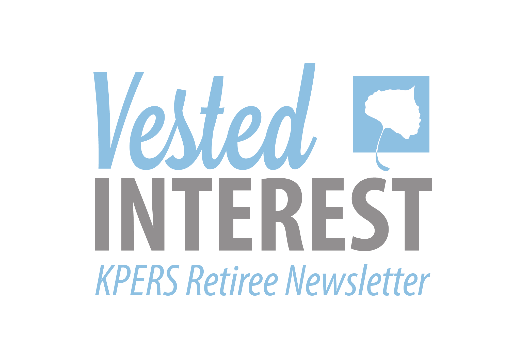 Decorative image: vested interest logo